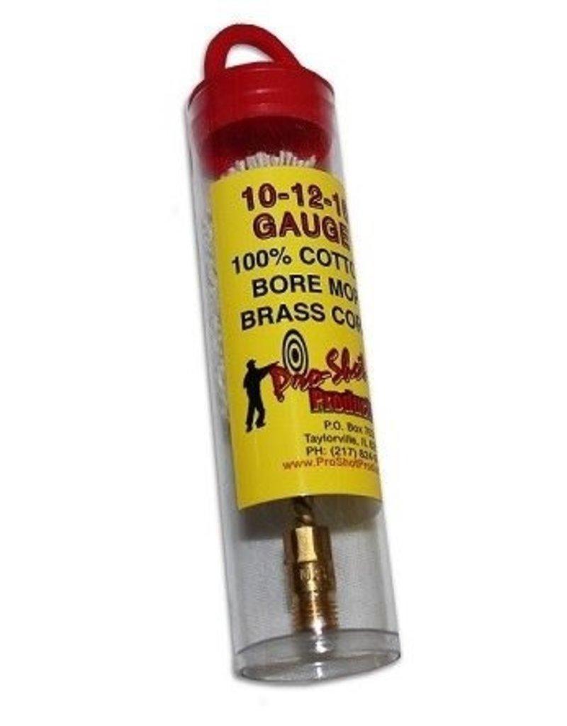 Pro-Shot PRO-SHOT 10-12-16 gauge cotton bore mop (MP12)