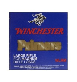 Winchester Winchester WLRM Large Magnum Rifle Primers/Brick 1000ct (WLRM)