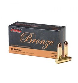 PMC PMC 38 Special 132gr FMJ 50rds (38G)