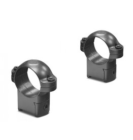 "Leupold Leupold CZ 527 1"" High Matte 2 hole Ringmounts(177364)"
