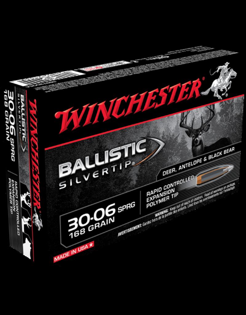 Winchester Winchester 30-06 SPRG 168gr BST (SBST3006A)