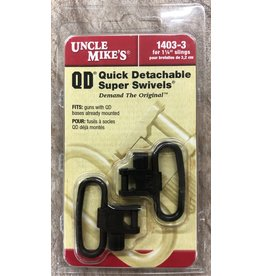 "Uncle Mike's Uncle Mike's Quick Detachable Super Swivel 1 1/4"" (NS1403-3)"