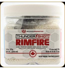 Gryphon Energetics Thundershot Rimfire Hi Performance Exploding Target 1/2lb (GEBTR)