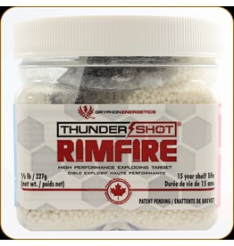 Odel Engineering Thundershot Rimfire Hi Performance Exploding Target 1/2lb (GEBTR)