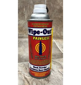 Sharp Shoot-R Wipe Out Painless Black Powder Foam (02014/14oz)