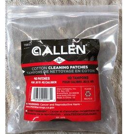 """Allen Allen Cotton Patches 2"""" 40pk (70657)"""