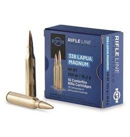 PPU PPU 338 Lapua Magnum 250gr HPBT 10rd (PP338H)