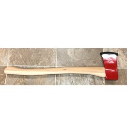 "Unex Unex 3-1/2 lb Axe with 28"" Handle Pinned (11-350)"