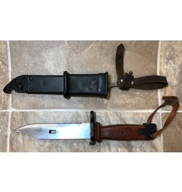 Polish Polish AK47 Bayonet and Scabbard