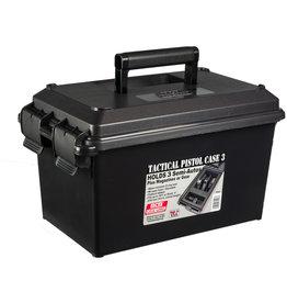 MTM MTM TPC3 Tactical 3 pistol handgun case (TPC3)
