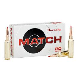 Hornady Hornady Match Rifle Ammo 6.5 Prc 147 Gr, Eld Match, 20 Rnd (81620)