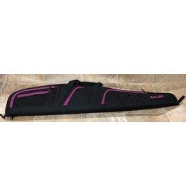 """Allen Allen Dolores black/orchid pink trim 46"""" rifle case (993-46)"""