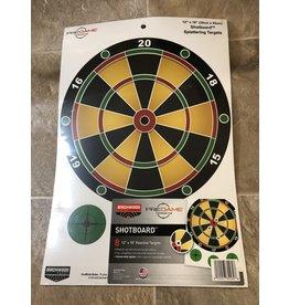 Birchwood Casey Birchwood Casey Pregame Shotboard 12x18 Splatter Target 8 pk (35562)
