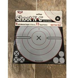 "Birchwood Casey Birchwood Casey Shoot-N-C 6 - 8"" 72 repair (34802)"