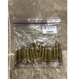 Generic Misc. 204 ruger Once Fired Brass 20rds (204 ruger)