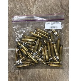 Generic Misc. 204 ruger Once Fired Brass 40rds (204 ruger)