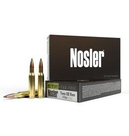 Nosler Nosler E-Tip 7mm-08 140gr ammo 20ct (40033)