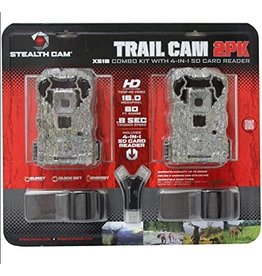 Stealth Cam Stealth cam XS16 Camo trail cam (STC-XS16CMO-2PK)