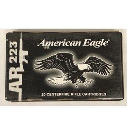 Federal Federal American Eagle 223 Rem 55gr FMJ (SMQ15F813S581)