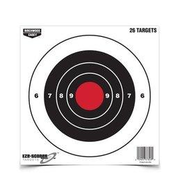 "Birchwood Casey Birchwood Casey Eze-Scorer Bullseye 8"" Paper (37826)"