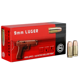 Geco Geco 9mm Luger 115gr JHP 50 rnds