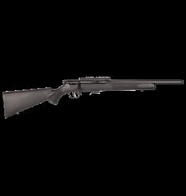 Savage Arms Savage 93R17 FV-SR 17 HMR blk syn stock, Threaded Heavy Barrel (96699)