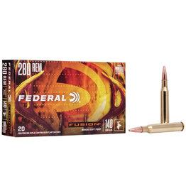 Federal Federal Fusion 280 Rem 140gr