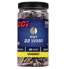 CCI CCI 22WMR 30gr Speer VNT 250ct. (968CC)