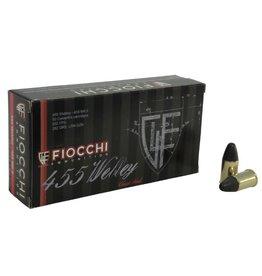 Fiocchi Fiocchi 455 Webley - 455 MK II 262gr LRN GZN 50rnd