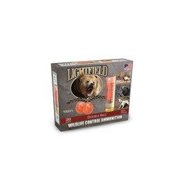 "Lightfield Lightfield Wildlife 20ga 2.75"" Double Rubber Ball (CWDB-20)"