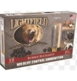 Lightfield Lightfield 12ga Rubber Buckshot 5rd (CWRB-12)