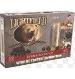 Lightfield Lightfield 12ga Rubber Buckshot 5rd (CWRB-12)