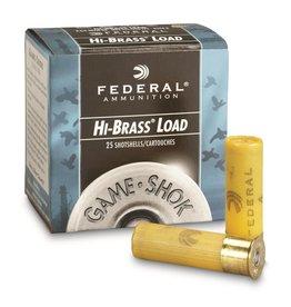 """Federal Federal H.B. Classic 20ga 2.75"""" 1oz #4"""
