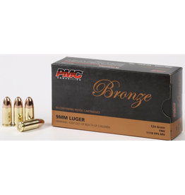 PMC PMC 9mm 124gr FMJ 50rd