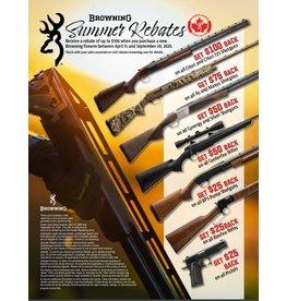 Browning Browning Summer Rebates