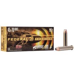Federal Federal Premium 45-70 Govt 300gr Hammer Down (LG45701)