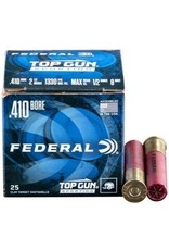 "Federal Federal Top Gun Sporting 410 ga 2.5"", 1/2oz, #7.5"