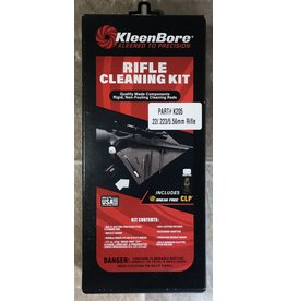 Kleen Bore Kleen Bore 22Cal Rifle Cleaning Kit