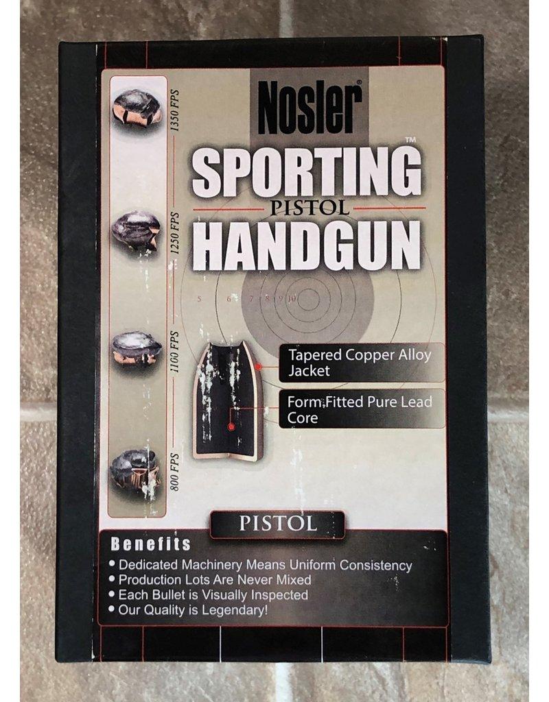 Nosler Nosler .451 dia 45cal 230gr JHP 250ct.