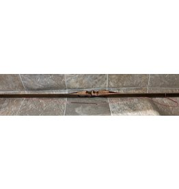 "Eskibow 70"" Eskibow Custom Longbow 65lbs draw weight at 28"""