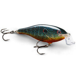 Rapala Rapala Scatter Rap Shad (SCRS) Live