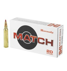 Hornady Hornady Match 223 Rem 73gr ELD (80269)