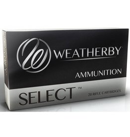 Weatherby Weatherby Select 6.5-300 WBY Mag 140gr Interlock