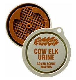 Carlton Carleton Cow Elk Urine Scent Wafers (70450)
