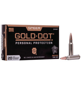 Speer Speer Gold Dot Personal Protection 308 Win 150GR