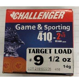 "Challenger Challenger 410ga 2.5"" #9 Target 1/2 oz (40089)"