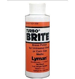 Lyman Lyman Turbo Brite Brass Polish 5oz (7631358)