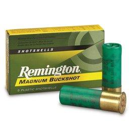 "Remington REMINGTON MAGNUM 12 GA 3"" 00 BUCKSHOTT"