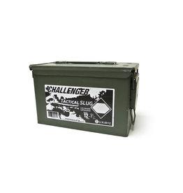 Challenger Challenger 12 GA, 2 3/4 Tactical  Slugs 175 Rnds