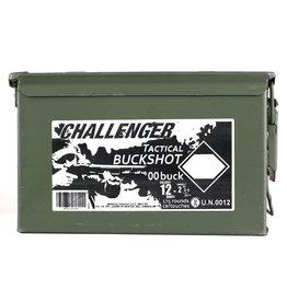 "Challenger Challenger 12ga 2 3/4"" 00 Buck 175 Pack Magnum (04100)"